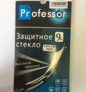Защитные стекла на телефон