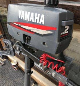 Лодка+ мотор yamaha