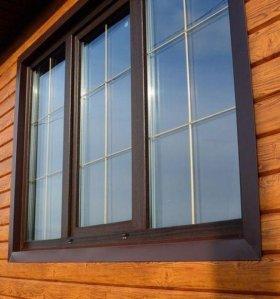 Окна,балконы,двери входная группа