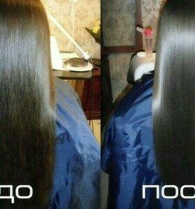 Экспресс-средство для восстановления волос