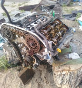 Двигатель VQ25