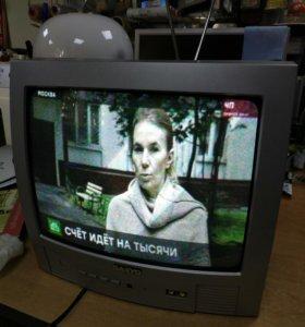 Телевизор маленький SANYO
