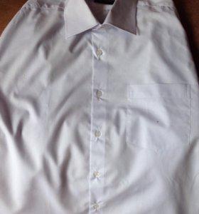 Рубашка белая новая мужская
