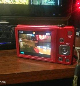 Компактный фотоаппарат CASIO EXILIM Zoom EX-ZS6