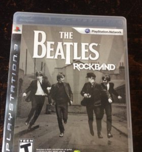 Rockband, Guitar Hero - THE BEATLES