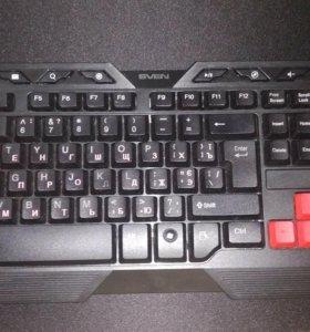 Клавиатура игровая sven