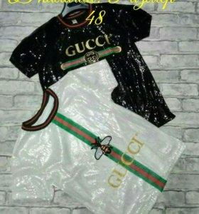 Продается совершенно новая футболка Gucci