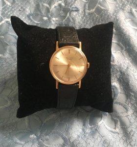 Золотые часы ( полет 23 камня )