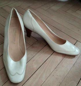 Туфли из натуральной кожи 40