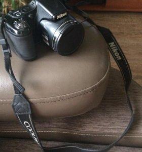 Продам компактный фотоаппарат Nikon Coolpix L820