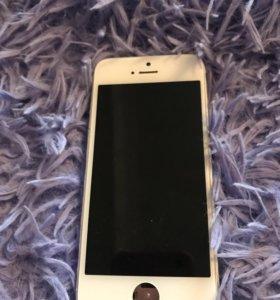 iPhone 5s на чапчасти