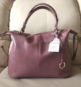 Женская сумка из натуральной кожи 🌸новая🌸