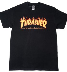 Футболка thrasher (паль)