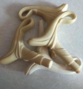 Заготовки ручек для трости из двухкомпонентного пл