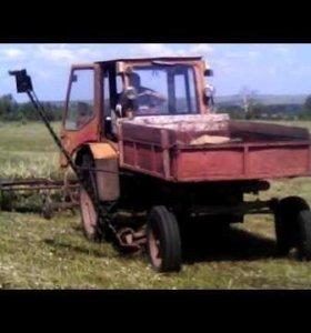 Косилка к трактору Т-16 и грабли