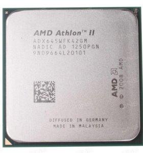 CPU (процессор) AMD Athlon™ II x4 645 3,10MHz