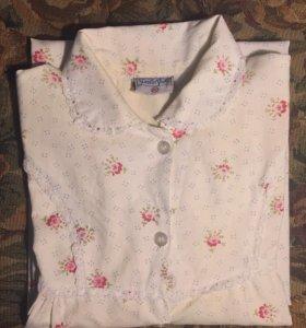 Новые фланелевые ночные рубашки