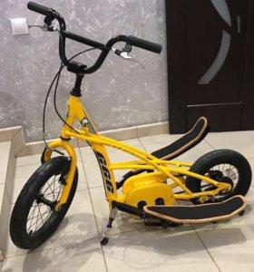 Велосипед эллиптический