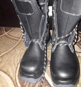 Ботинки зимние рабочие р42
