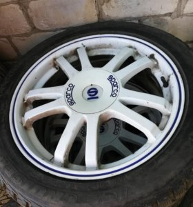 Диски sparco r17