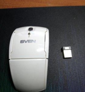 Мышь Sven rop-120 usb