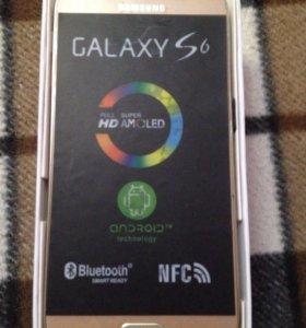 Продам Samsung Galaxy6.