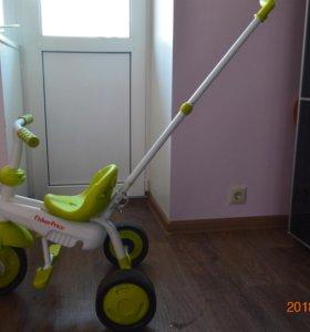 Трехколесный детский велосипед Fisher Price