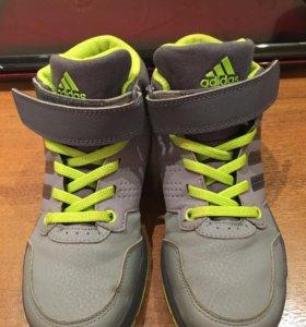 Кеды тёплый демисезон Adidas