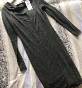 Платье женское новое тонкий трикотаж