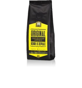 Кофе в зёрнах и молотый Original