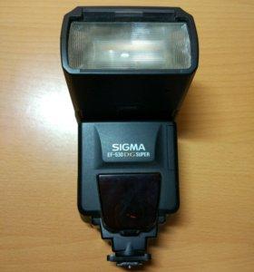 Sigma EF-530 DG Super
