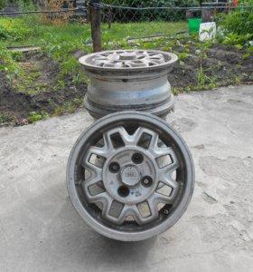 диски литые