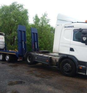 Услуги грузового эвакуатора южной части МО