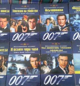 Джеймс Бонд / James Bond Collection (DVD-Video)