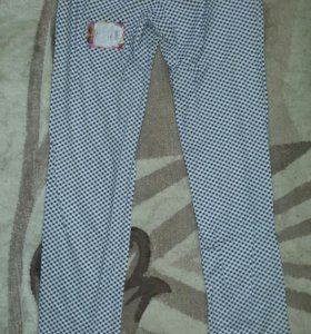 Пижамные брюки новые 46 р-ра