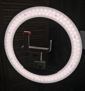 Лампа для блоггера, визажиста, фотографа