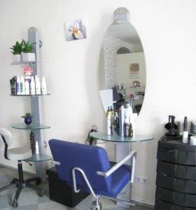 Продам парикмахерское место