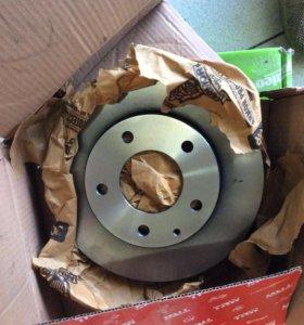 Тормозные диски мазда