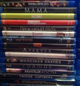 Лицензионные диски Blu-Ray