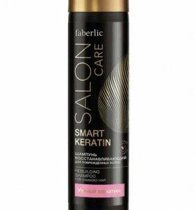 Восстанавливающий шампунь для поврежденных волос