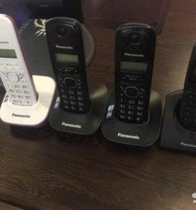 Телефон Panasonic KX-TS2363RUW