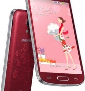 SAMSUNG Galaxy S4 mini I-9192 La Fleur