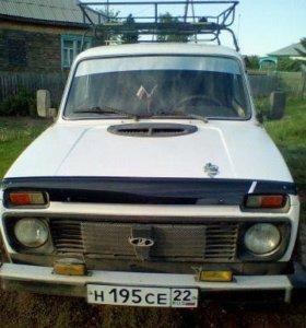 ВАЗ (Lada) 4x4, 1983
