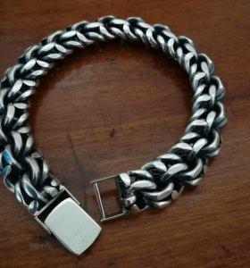Изготовление серебряных цепей и браслетов