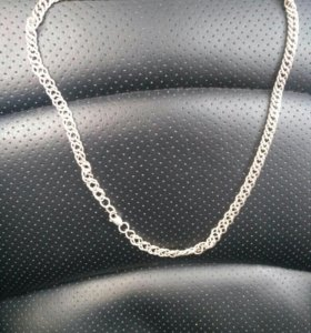 Цепочка серебренная 38 гр
