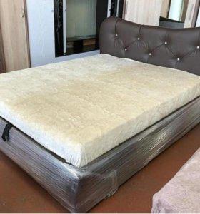 Кровать с подъем.механ. Лавита