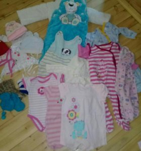 Пакет детской одежды