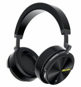 Беспроводные Bluetooth наушники Bluedio T5, новые