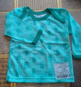 Майки футболки распашонки