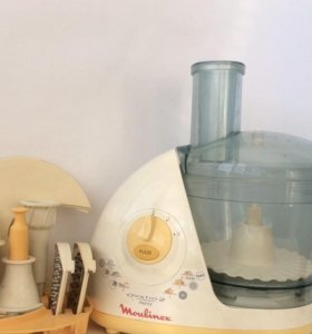 Кухонный комбайн Moulinex ovatio 2 press.